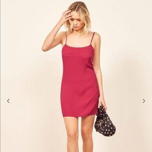 NWT Reformation Lindsay dress